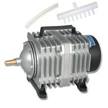 Resun 水族館曝気ポンプ大型魚池シーフードプール電磁エアーポンプエアレーター大気ポンプ酸素ポンプ