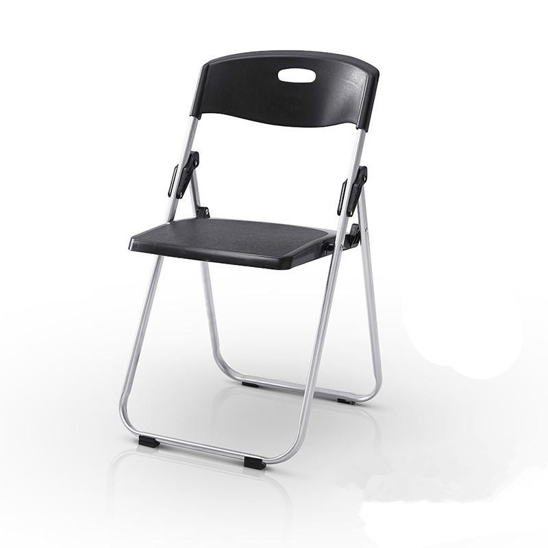 Stable Portable Foldable Office Chair Plastic Dinning Chair Simple Design Outdoor Chair Frosted Surface Anti-slip Sedie Ufficio