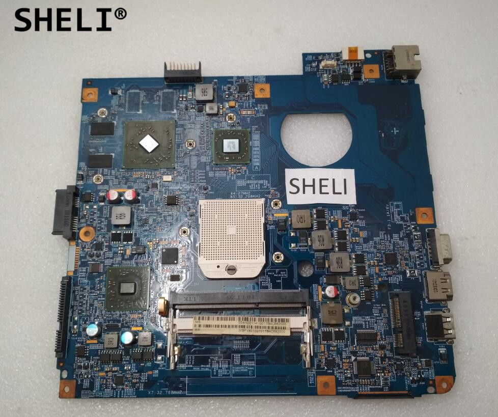 SHELI For Acer 4551 4551G Motherboard JE40-DN 48.4HD01.031
