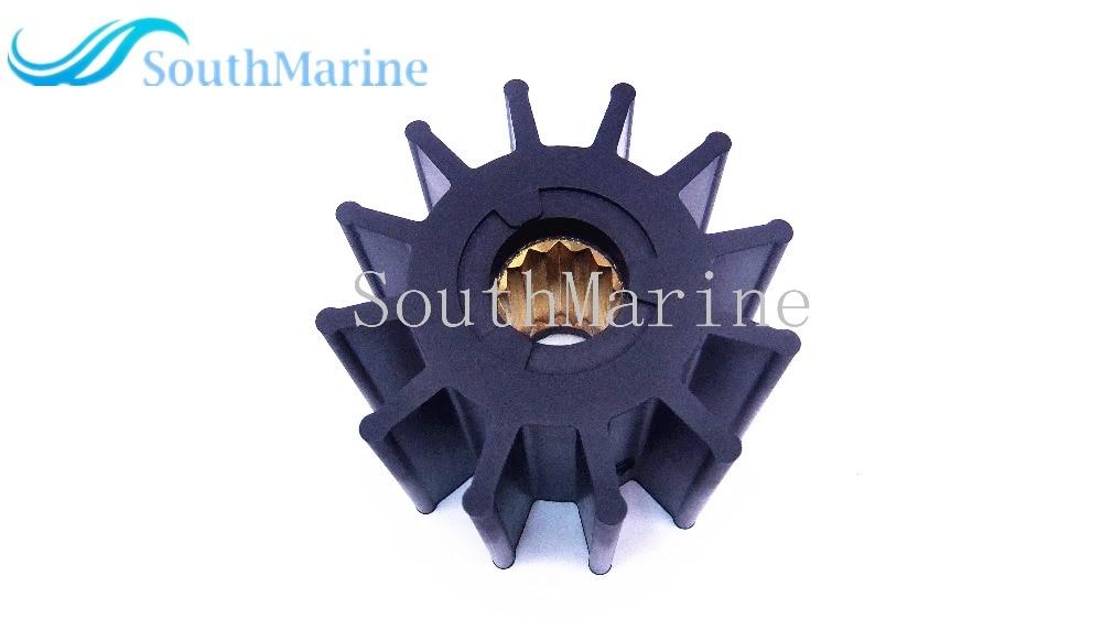 Marine Impeller For Jabsco Johnson Volvo Inboard Engines 17935-0001 09-819B 875660 875736-1 825942 807904 18-3275