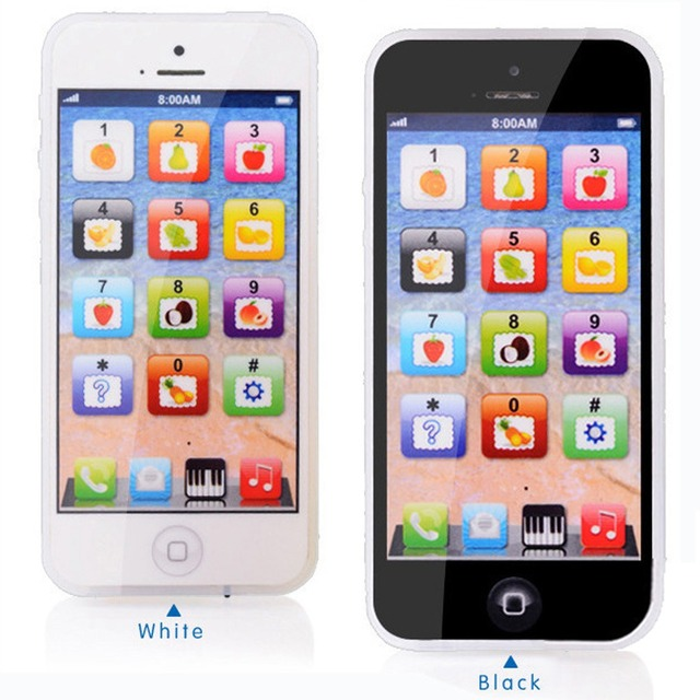 Surwish Touch Screen Multi-Functional Toy-phone