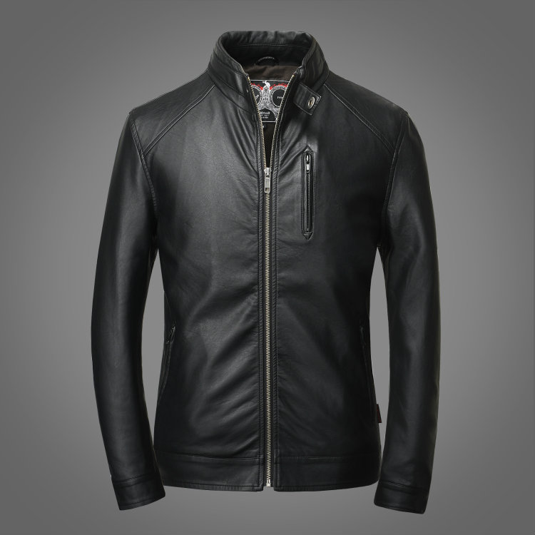 Compare Prices on Best Leather Jacket Brands Men- Online Shopping ...