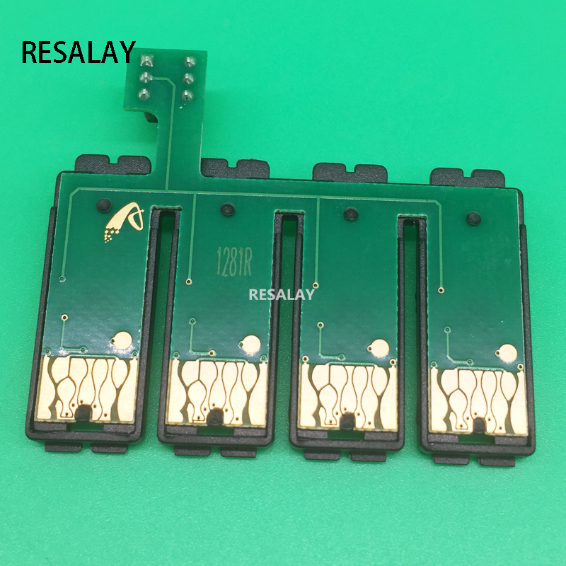 US $3 67 15% OFF|T1281 T1284 Reset CISS Combo Chip For Epson S22 SX125  SX420W SX425W SX235W SX130 SX435W SX230 SX440W BX305F BX305FW-in Cartridge  Chip