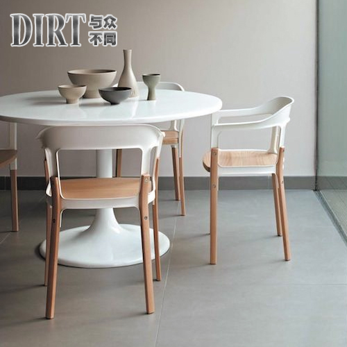 Scandinavian modern minimalist Japanese style wood Ikea ...