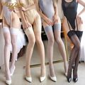 Silk smooth high-end slim sexy sexy lingerie female stockings lace stockings thigh socks lovely princess socks