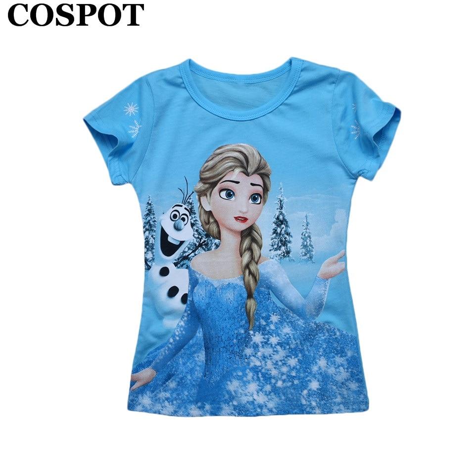 Cospot baby girls summer t shirt girl t shirt girl summer for Newborn girl t shirts