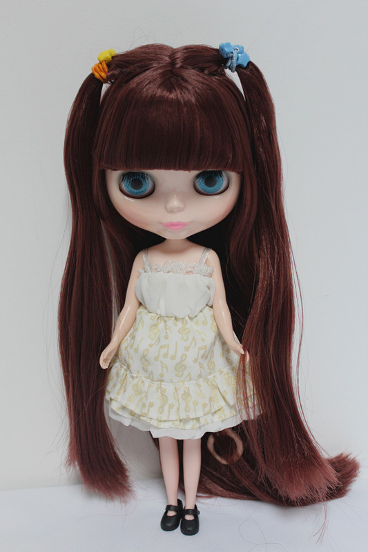 все цены на Free Shipping Top discount DIY Nude Blyth Doll item NO.71 Doll limited gift special price cheap offer toy онлайн