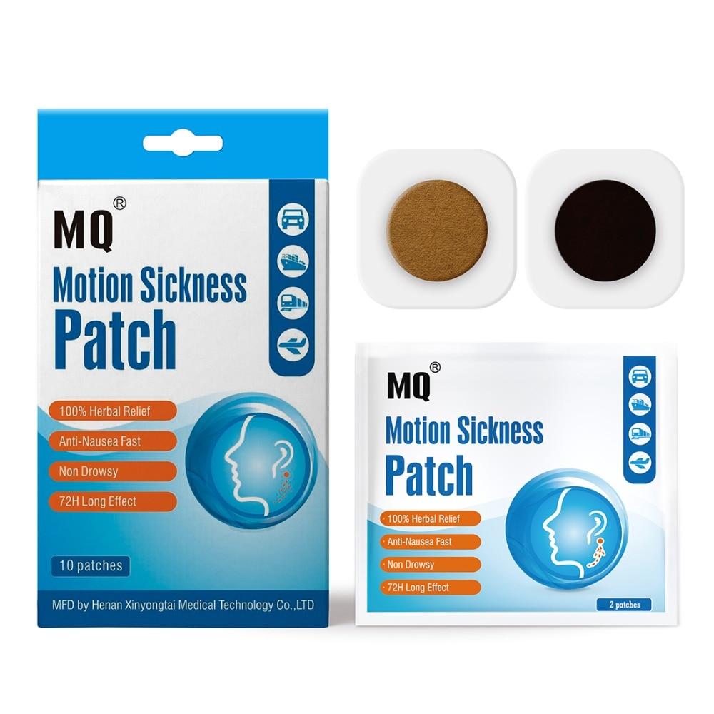 Aliexpress.com : Buy MQ Brand Motion Sickness Patch 10 pcs