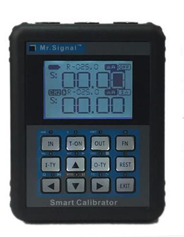 4 20ma 0 10 v atual fonte gerador de sinal transmissor plc calibracao da valvula