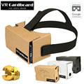 "2017 VR Cardboard Google Cardboard 2.0 Virtual Reality 3D Glasses Goggles VR BOX VR Shinecon BOBO Z4 for 3.5 - 6"" Smartphone"
