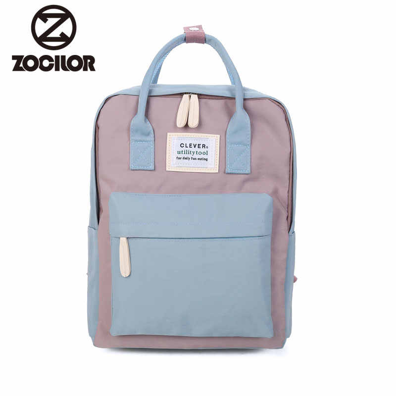 Multifunction women backpack fashion youth korean style shoulder bag laptop backpack  schoolbags for teenager girls boys 4fdd9f3805