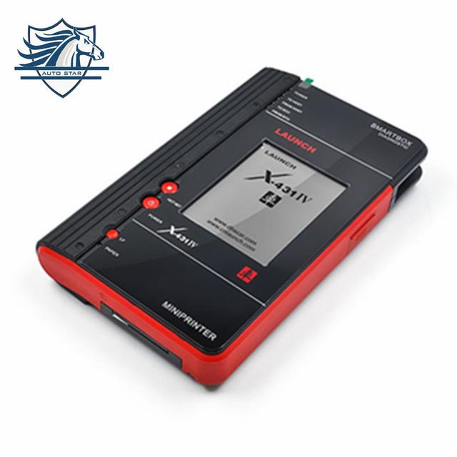[Lançamento Distribuidor] lançamento scanner auto lançamento x431 Mestre IV x431 iv Atualização Online Frete Grátis