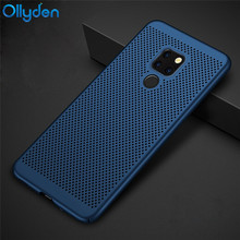 Heat Dissipation Hollow Full Body PC Phone Case For Huawei M