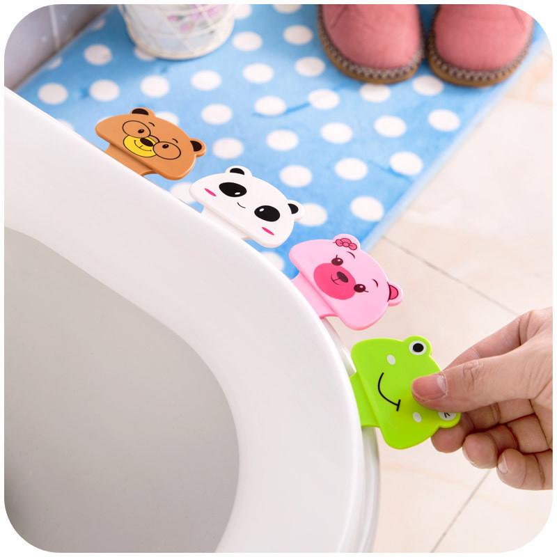 New Living Product Cute Cartoon Toilet Lid Device Portable Handle Bathroom Toilet Lid Bathroom Toilet Cover. Online Get Cheap Toilet Handle  Aliexpress com   Alibaba Group