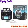 Atacado FlySky AFHDS FS-i6 2.4G 6CH RC Receptor Transmissor Com FS-iA6 FS-iA6B para Heli Avião UAV Zangão Multicopter