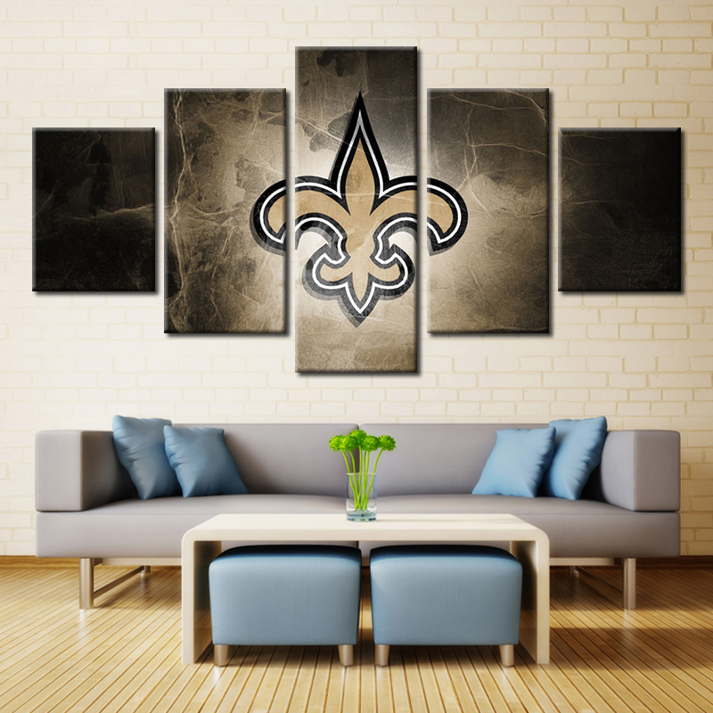 New Orleans Saints Wall Decor Home Decorating Ideas