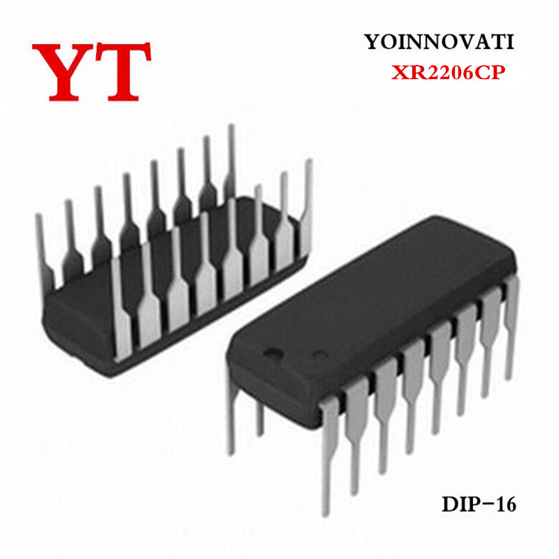1pieces/lot XR2206 XR2206CP DIP-16 IC