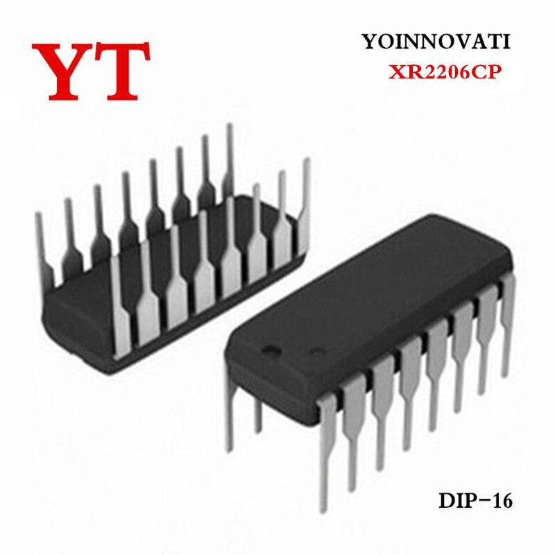 1pieces/lot XR2206 XR2206CP DIP-16 IC