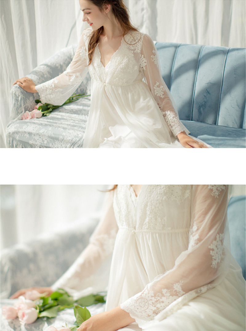 27b69f2727 Detail Feedback Questions about Lace Nightgowns Sleepshirts 2019 ...