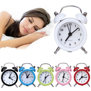 Mini Metal Alarm Clock Portabl