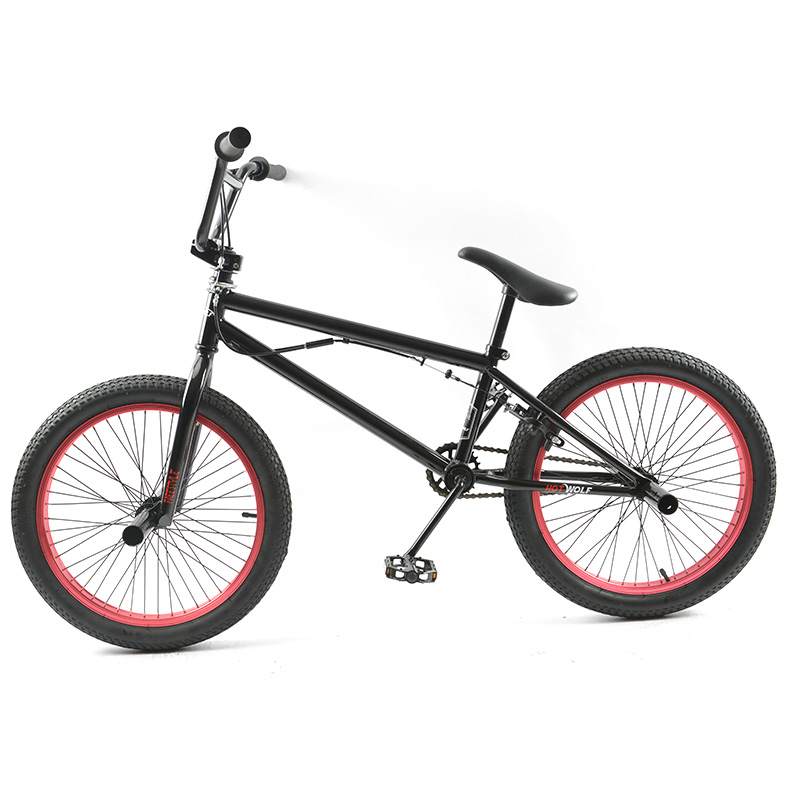 20-Inch BMX Bike Extreme Sports Entry-Level Performance Bike Fancy Stunt Street Bike Male And Female Students Childrens Bicycle