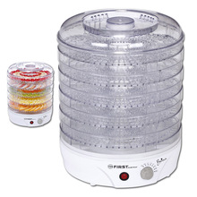 Сушилка электрическая FIRST FA-5126-2 White (Мощность 240 Вт, 5 секций, регулируемое расстояние между секциями, регулировка температуры 35-70°С)