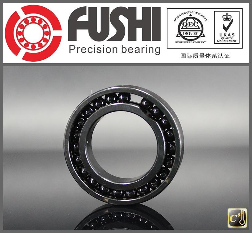 6011 High Temperature Bearing 55*90*18 mm ( 2 Pcs ) 500 Degrees Celsius Full Ball Bearing