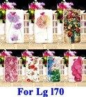 AKABEILA Hard Plastic Phone Case For LG Optimus L7 II P715 P716 L65 D285 D280 L70 Dual D325 D320N D320 W5 MS323 D329 Cover Bag