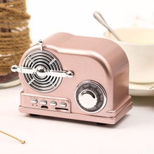 hot deal buy joytop new retro bluetooth speaker wireless vintage portable speakers support tf card fm radio for phones speakers computers