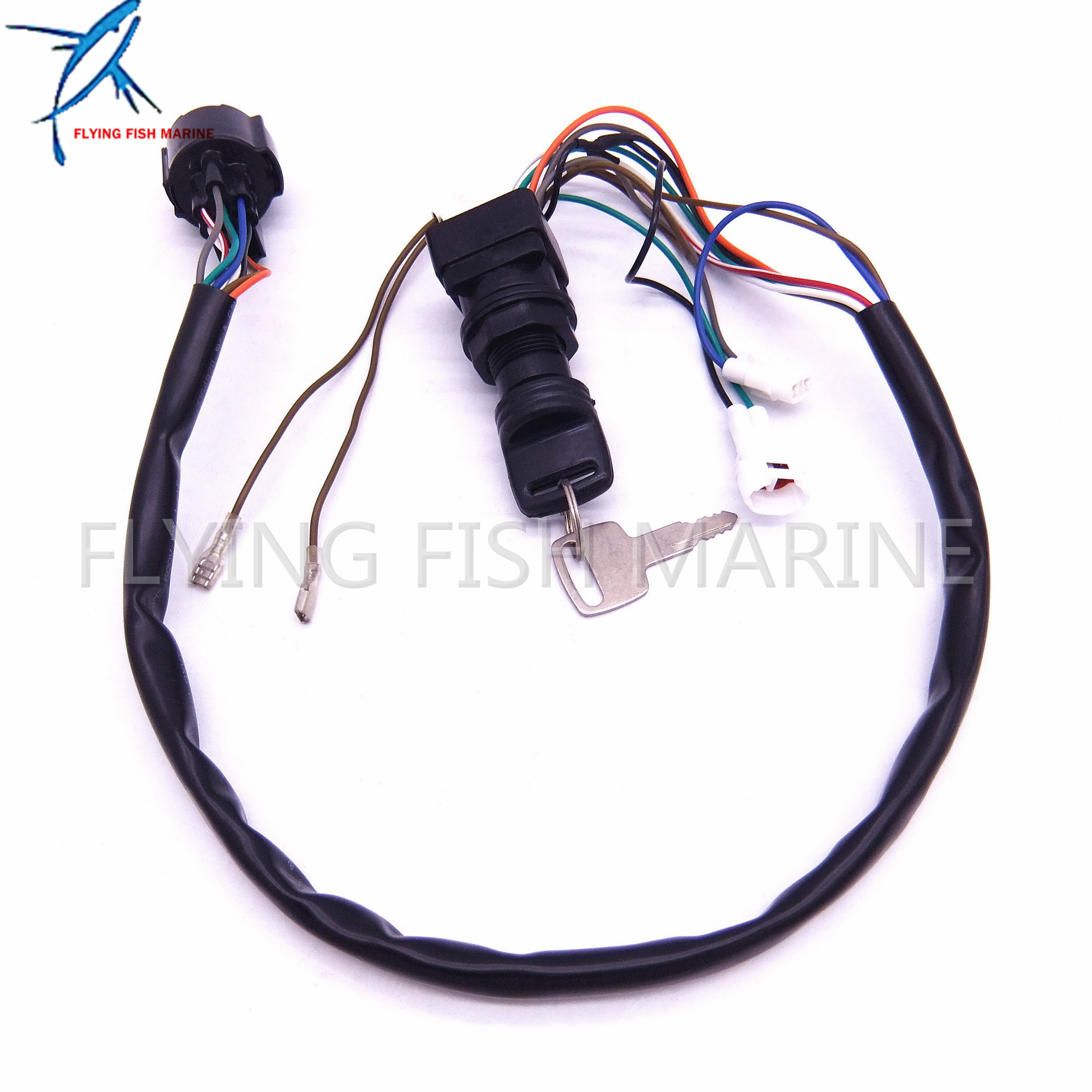 37110-93J00 37110-93J01 Boat Motor Ignition switch assembly For Suzuki Outboard Motor ,Free Shipping