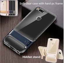 Case For Xiaomi Mi 5X MI A1 MI5X Cover Silicone clear TPU Soft matte hard Protective Cover case for Xiaomi Mi5X Mi 5X MI A1 MIA1