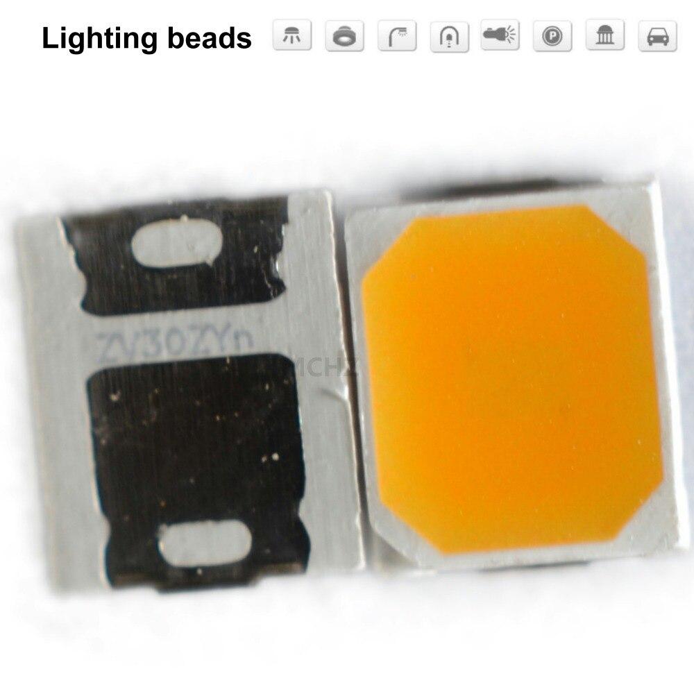 400 SMD LED SEUL pçs/lote Substituir Samsung 2835 contas de luz destacar 0.3 W 18.8 V-19.8 V 1.2 W 2700 K