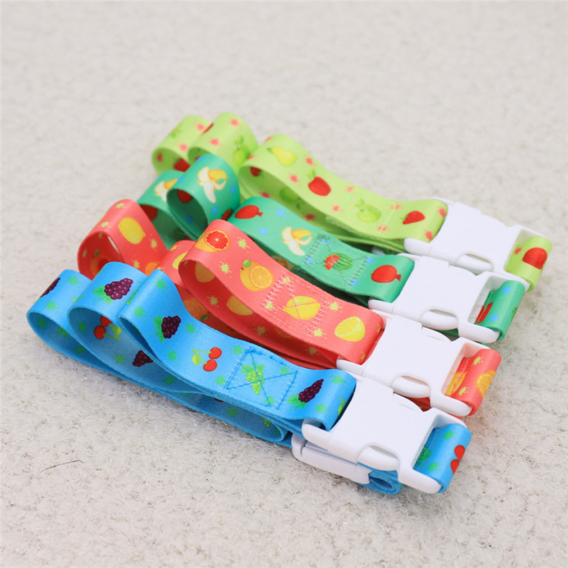 Cute Kids Baby Boy Girl Cartoon Stroller Toy Secure Loss Prevention Button Strap Chain Accessories For Baby 30MY10 (17)