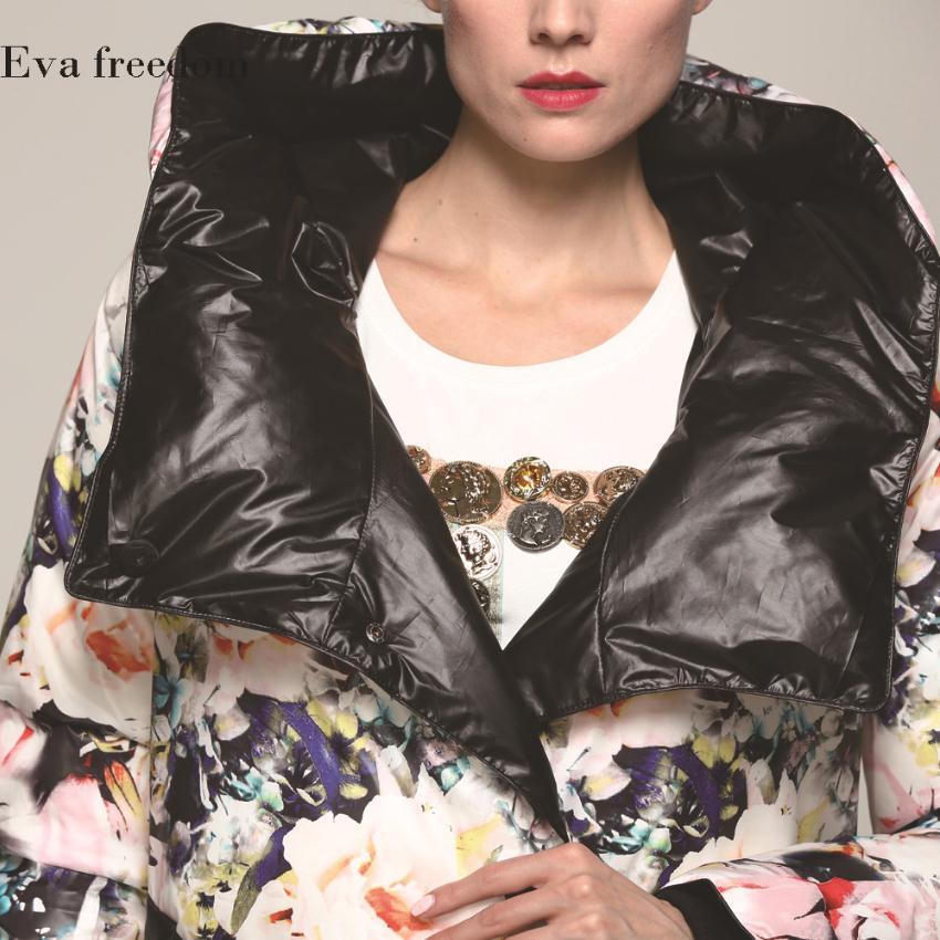 Manteau Mode S De Duvet Asymétrique À Veste Picture Slim Canard Chaud 90 2xl Femme Épais Capuche Imprimé Long Down Wj2713 Marque wgwBqX
