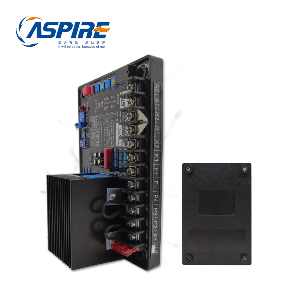 ASPIRE 2058 B AVR Automatic Voltage Regulator 2058B for Siemens Generators with free accessories in Generator Parts Accessories from Home Improvement