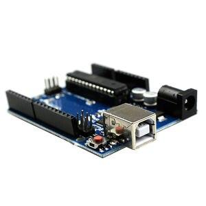 Image 4 - 10 ピース/ロット uno R3 MEGA328P usb ケーブル + R3 公式ボックス arduino の uno