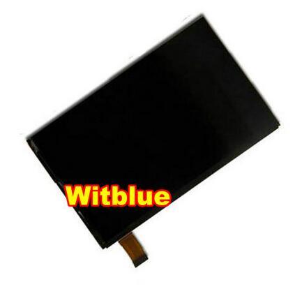 Witblue New LCD display Matrix for 7 BQ 7021G BQ-7021G 3G Hit Tablet LCD Screen panel Module Replacement планшет bq bq 7021g hit black spreadtrum sc7731 1 3 ghz 512mb 8gb 3g gps wi fi cam 7 0 1280x800 android