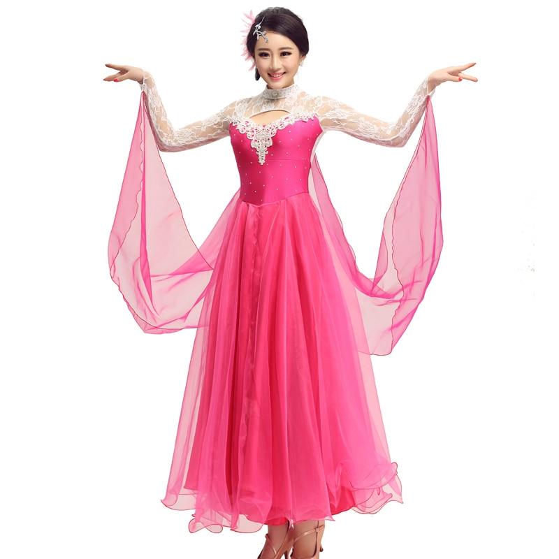 Moderno Vestidos De Baile De La Vuelta Embellecimiento - Ideas de ...
