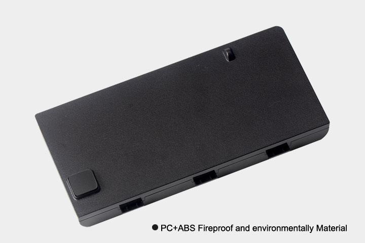 11.1 V 7800 mAh Nouvelle BTY-M6D batterie d'ordinateur portable pour MSI GT60 GT70 GX780R GX680 GX780 GT780R GT660R GT663R GX660 GT680R GT783R 9 CELLULES - 4