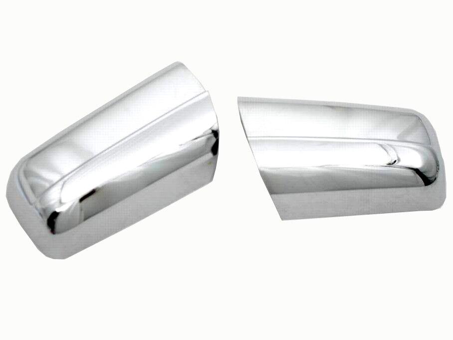 Couvercle de miroir latéral chromé pour Mercedes Benz W210 95-99