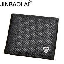 New PU leather wallet men wallets luxury brand clutch wallet Brown font b money b font