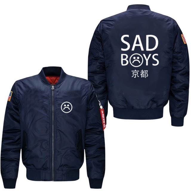 Aliexpress.com : Buy High Quality Army Green Sad boys club print ...