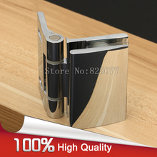 2PCS H59 Brass Wall to Glass Open Inside Hinge for 8-12mm 3/8-1/2 Thickness Glass Chrome Shower Glass Door Hinge  JF1215 free brass screw 10pc lot beatiful wire drawing surface 3 5 inch 90mm length solid fresh brass hinge antique brass door hinge
