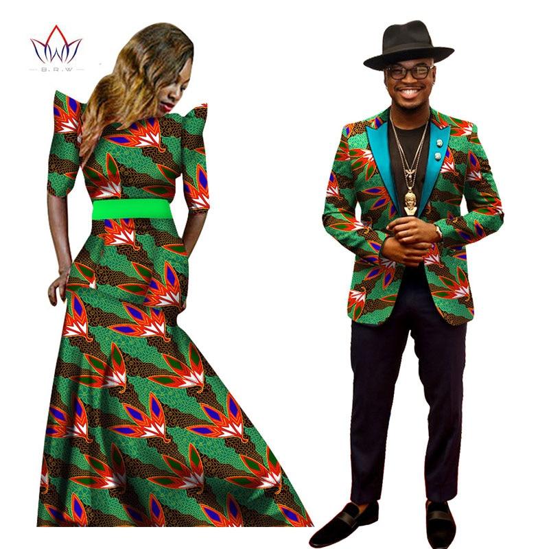 Afrikanske kjoler til kvinner Afrikansk kjole Bazin Riche Kvinner - Nasjonale klær - Bilde 4