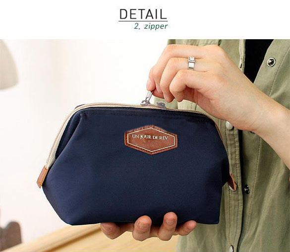 Beauty Cute Women Lady Travel Makeup Bag Cosmetic Pouch Clutch Handbag Casual Purse 88 88 99 LT88
