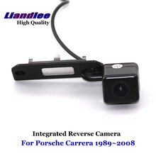 Liandlee Car Rear Reverse Camera For Porsche Carrera 911 964 993 996 997 1989~2008 Backup Parking Rear View Camera / Integrated liislee special wifi camera wireless receiver mirror monitor parking system for porsche 996 997 991 carrera 911 turbo gt2 gt3
