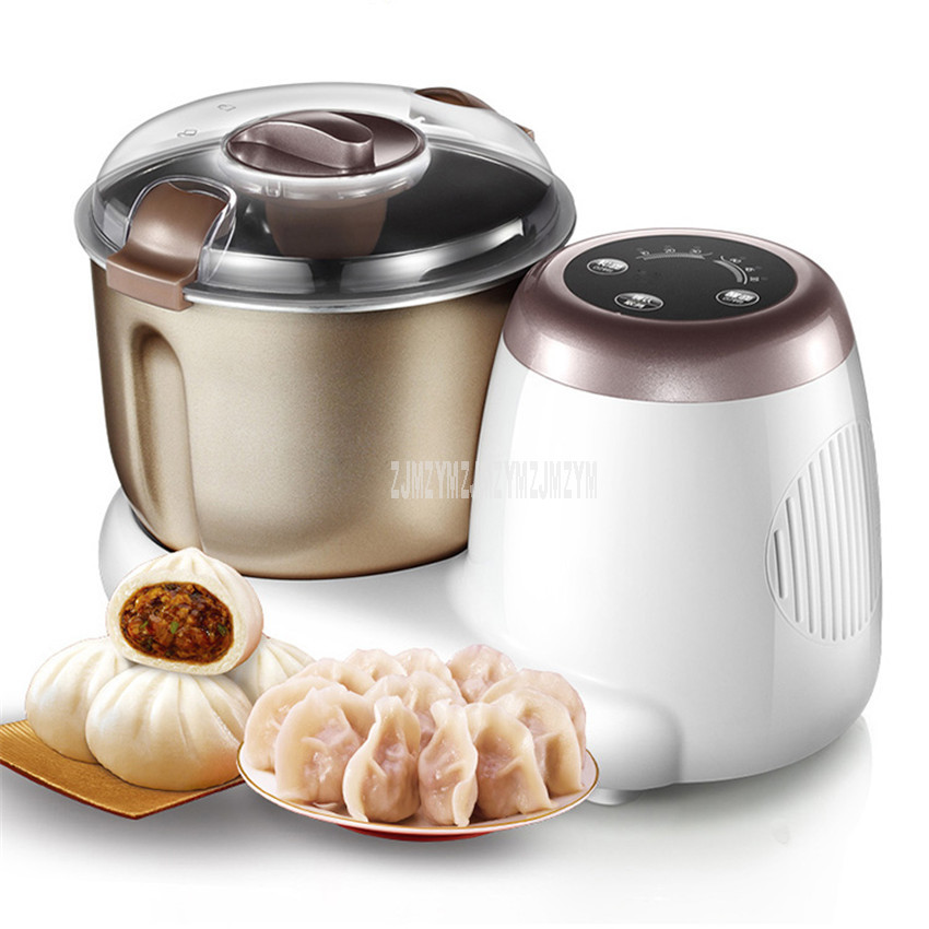 3.5L 120W Household Home Electric Cake Bread Dough Mixer Food Mixer Dough Kneading Machine Automatic Flour-mixing Machine 220V3.5L 120W Household Home Electric Cake Bread Dough Mixer Food Mixer Dough Kneading Machine Automatic Flour-mixing Machine 220V