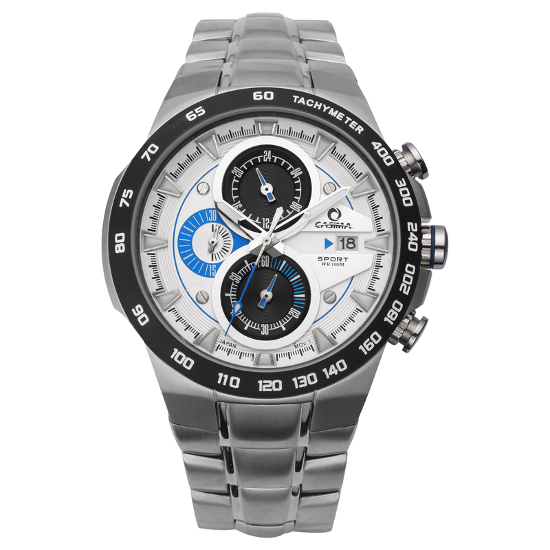 Mens Watches Top Brand Luxury CASIMA Multi Kinetic Luminous font b Men s b font Sports