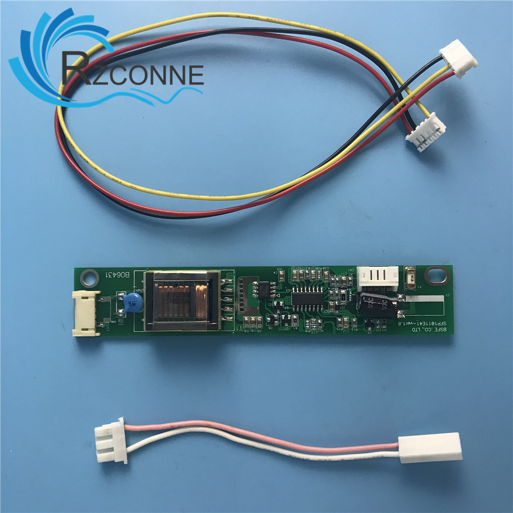 Universal Laptop LCD CCFL Inverter Board Single Lamp 120*25mm For 8-23.6
