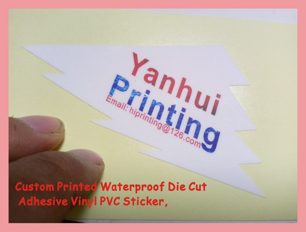 send to zhejiang sticker Custom Printed Waterproof Die Cut Adhesive Vinyl PVC Sticker, fashion die cut oem custom made car sticker die cut vinyl amazr font words car styling waterproof reflective decals